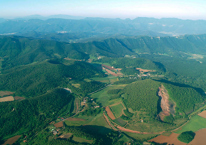 Parc Natural Zona Volcànica de la Garrotxa